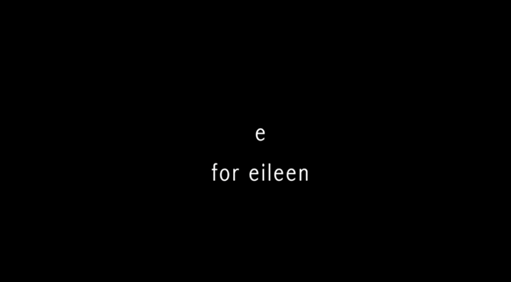 Eillen,film,the price of desire