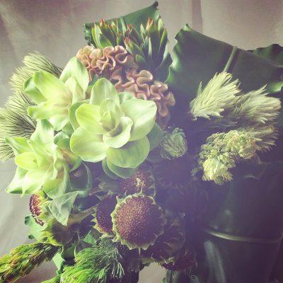 オリエンタル,夏の花束、ブーケ