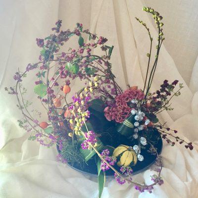 花デザイン,デザイン,レッスン