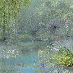 モネの庭を訪ねて