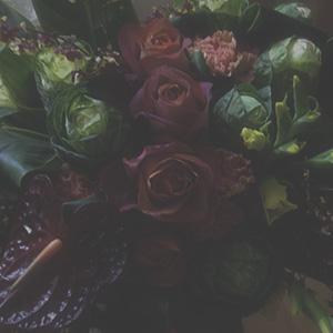Bordeaux bouquet 3898