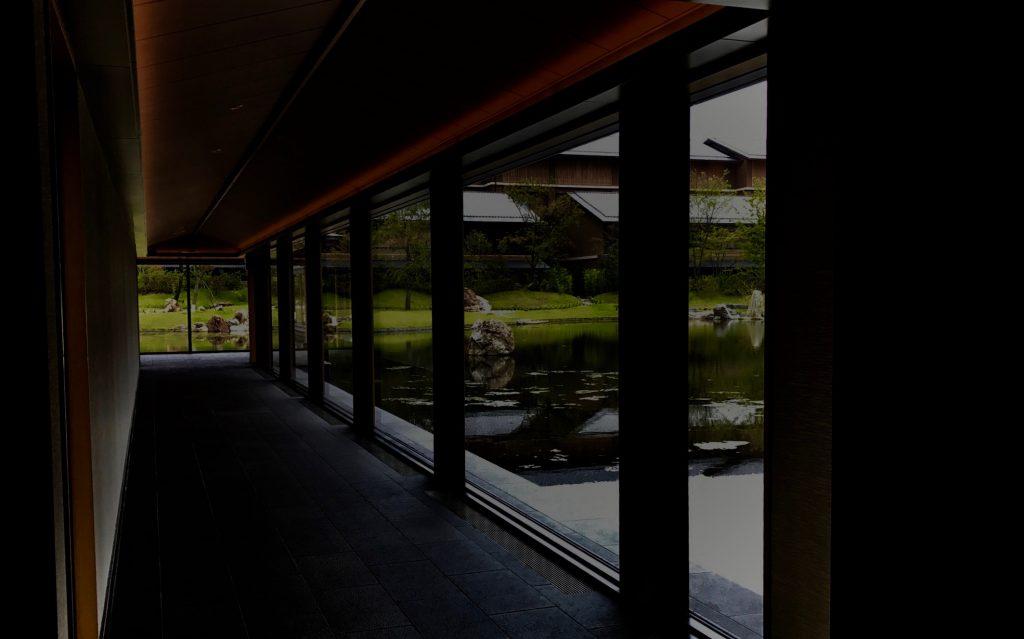 侘び寂び,日本の美,日本庭園
