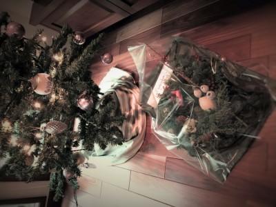 Christmas,クリスマスリース