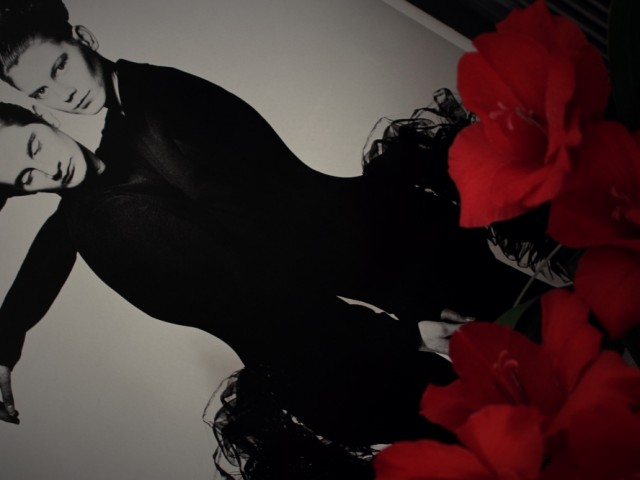 Yohji Yamamoto,Flower