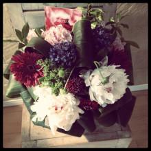 La Floricouture avec keiko YUDA 花の創作人ブログ