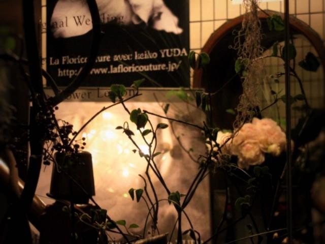 display flower design